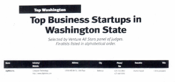 Top Business Startups in Washington State