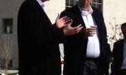 Usama Fayyad with EHS staff, March 2013